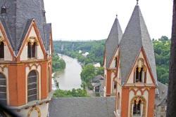 Das Wahrzeichen von Limburg