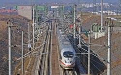 Bahnhof Limburg-Süd - ICE-Anschluss für Limburg