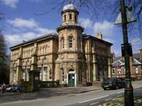 Bibliothek in Lichfield